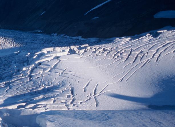 glaciersrooseveltcrevasses