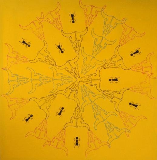 skull_mandala_ants_yellow_4